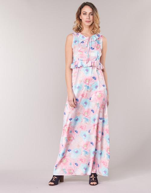 Smash Isabela Consegna 4490 Lunghi Rosa Gratuita Donna Abbigliamento Abiti xrdCoeB