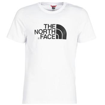 Abbigliamento Uomo T-shirt maniche corte The North Face MEN'S S/S EASY TEE Bianco