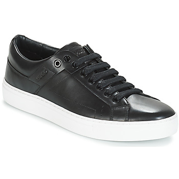 Scarpe Uomo Sneakers basse HUGO FUTURISM TENN IT1 Nero