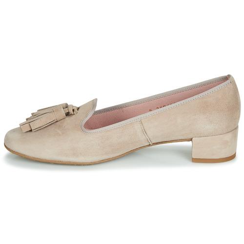 Décolleté 9950 Scarpe Donna Pretty Gratuita Beige Consegna Ballerinas Angelis eIEDYH2W9
