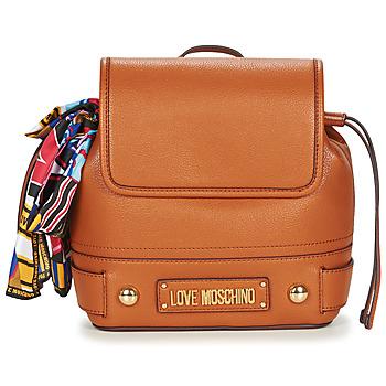 Borse Donna Zaini Love Moschino JC4037PP17 Cognac