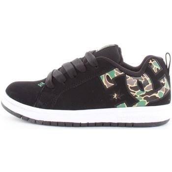 Scarpe Unisex bambino Sneakers basse DC Shoes 301131b-dc-kids-shoes-court-graffik Bcm