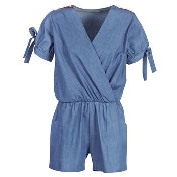 Abbigliamento Donna Tuta jumpsuit / Salopette Molly Bracken MOLLIOTETTE Blu