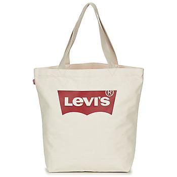 Borse Donna Tote bag / Borsa shopping Levi's Batwing Tote W Ecru