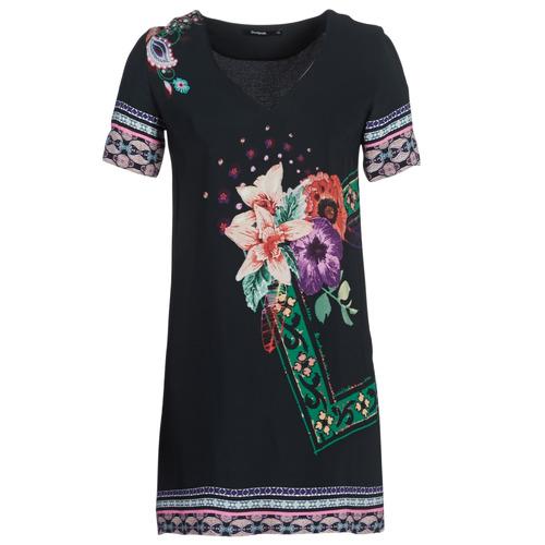 Desigual Desigual BARTA nero - Consegna gratuita   Spartoo    - Abbigliamento Abiti corti donna 66  Marke kaufen