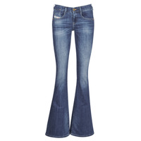 Abbigliamento Donna Jeans bootcut Diesel EBBEY Blu