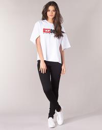 Abbigliamento Donna Jeans skynny Diesel SLANDY Nero