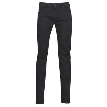 Abbigliamento Uomo Jeans skynny Diesel SLEENKER Nero