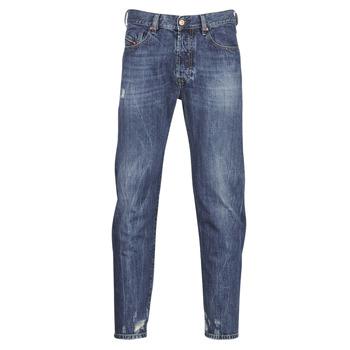 Abbigliamento Uomo Jeans slim Diesel MHARKY Blu