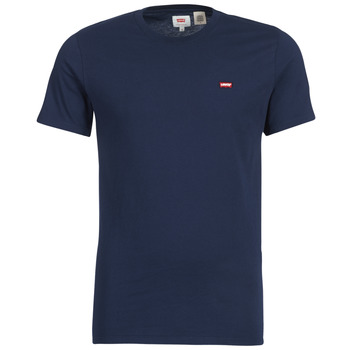 Abbigliamento Uomo T-shirt maniche corte Levi's SS ORIGINAL HM TEE Marine