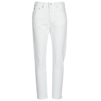 Abbigliamento Donna Jeans boyfriend Levi's 501 CROP Thé