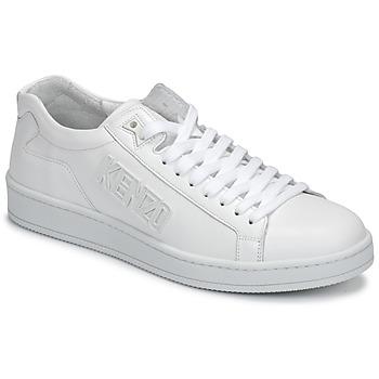 Scarpe Uomo Sneakers basse Kenzo TENNIX Bianco