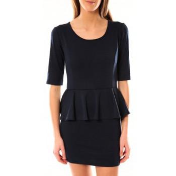 Abbigliamento Donna Abiti corti Tcqb Robe Moda Fashion Marine Blu