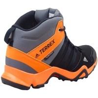 Scarpe Uomo Sneakers alte adidas Originals Terrex AX2R Mid CP Nero