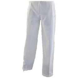 Abbigliamento Donna Pantaloni da tuta Nike danza/YOGAPantaloni bianco