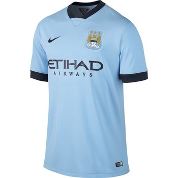 T-shirt Nike  Maillot Manchester City Domicile 2014/15