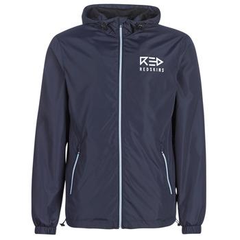 Abbigliamento Uomo giacca a vento Redskins DATA Marine