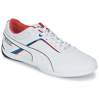 Scarpe Uomo Sneakers basse Puma BMW MS IGNIS NM Bianco