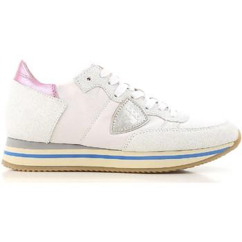 Scarpe Donna Sneakers basse Philippe Model Paris Sneakers basse  da donna in pelle bianco