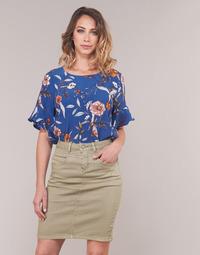 Abbigliamento Donna Top / Blusa Cream ALLY Blu