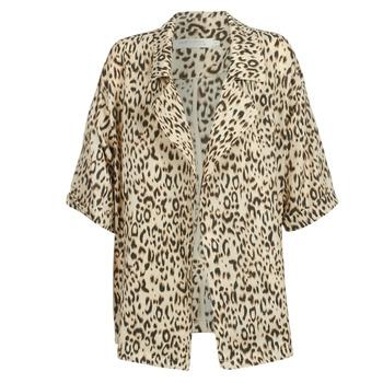 Abbigliamento Donna Trench See U Soon GARAGA Beige