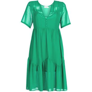Abbigliamento Donna Abiti corti See U Soon GARAGACE Verde