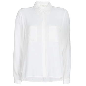 Abbigliamento Donna Camicie See U Soon GARAGARE Bianco