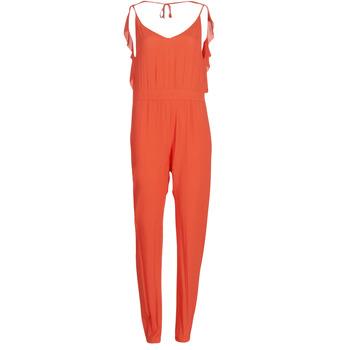 Abbigliamento Donna Tuta jumpsuit / Salopette See U Soon GARAGAI Rosso