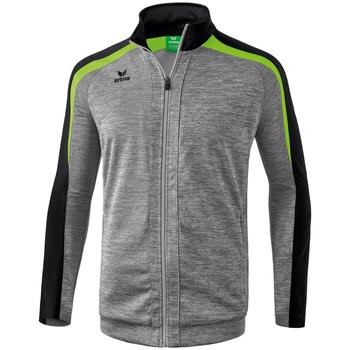Abbigliamento Uomo Giacche sportive Erima Veste entrainement  Liga 2.0 gris/noir/vert