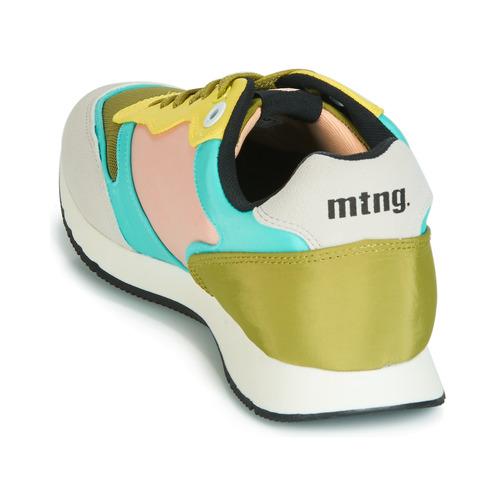 Scarpe Sneakers Donna Consegna 2800 Gratuita Basse Hanna Mtng RosaGiallo Turquoise Sjc5R3LA4q
