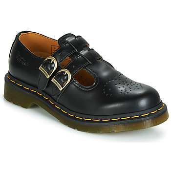 Scarpe Donna Derby Dr Martens 8066 Mary Jane Nero