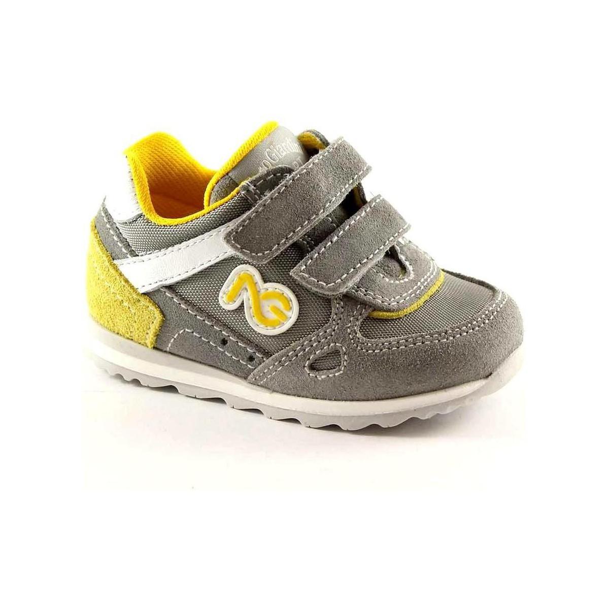 Nero giardini junior 23482 grigia scarpe bambino sneaker - Scarpe nero giardini bambino ...
