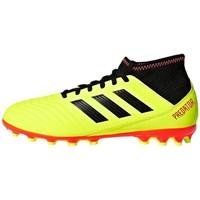 Scarpe Unisex bambino Calcio adidas Originals Predator 183 AG J Giallo