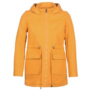 Cappotto donna giallo - Consegna gratuita con Spartoo.it ! 38581c03f3a
