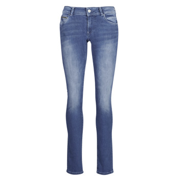 Abbigliamento Donna Jeans slim Pepe jeans NEW BROOKE POWER FEX Blu