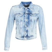 Abbigliamento Donna Giacche in jeans Pepe jeans CORE Blu / Clair