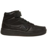 Scarpe Uomo Sneakers alte Kappa Bash Mid Nero
