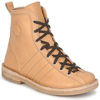 Scarpe Donna Stivaletti Swedish hasbeens VINTAGE BOWLING BOOT Beige