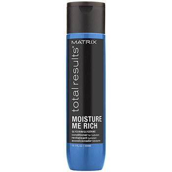 Bellezza Maschere &Balsamo Matrix Total Results Moisture Me Rich Conditioner  300 ml