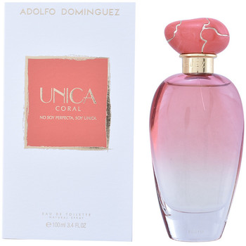 Bellezza Donna Eau de toilette Adolfo Dominguez Unica Coral Edt Vaporizador  100 ml