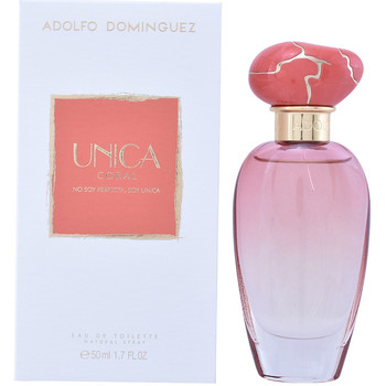Bellezza Donna Eau de toilette Adolfo Dominguez Unica Coral Edt Vaporizador  50 ml