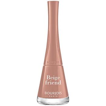 Bellezza Donna Smalti Bourjois 1 Seconde Nail Polish 004-beige Friend 9 ml