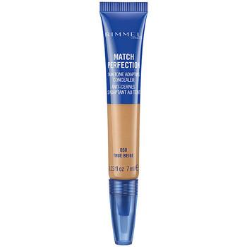 Bellezza Donna Contorno occhi & correttori Rimmel London Match Perfection Concealer 050-true Beige  7 ml