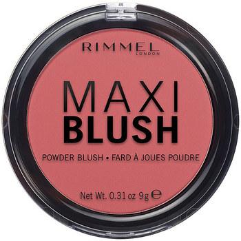 Bellezza Donna Blush & cipria Rimmel London Maxi Blush Powder Blush 003-wild Card 9 Gr 9 g