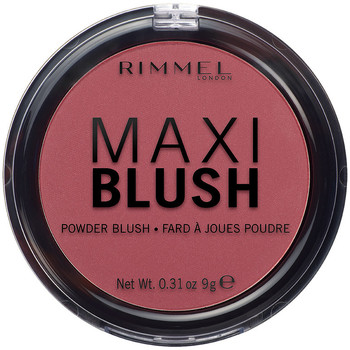 Bellezza Donna Blush & cipria Rimmel London Maxi Blush Powder Blush 005-rendez-vous 9 Gr 9 g