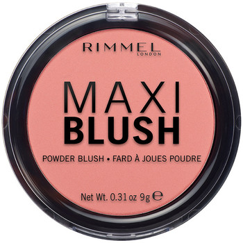 Bellezza Donna Blush & cipria Rimmel London Maxi Blush Powder Blush 006-exposed 9 Gr 9 g