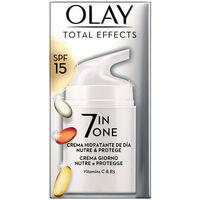 Bellezza Donna Antietà & Antirughe Olay Total Effects Anti-edad Hidratante Spf15  50 ml