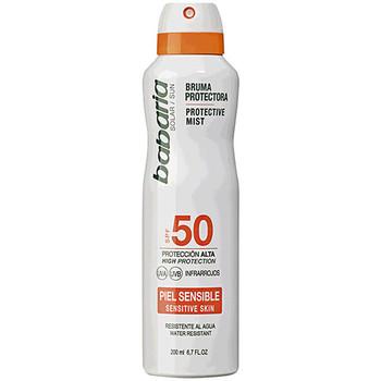Bellezza Protezione solare Babaria Solar Piel Sensible Bruma Protectora Spf50  200 ml