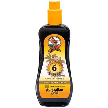 Bellezza Protezione solare Australian Gold Sunscreen Spf6 Spray Carrot Oil Formula  237 ml