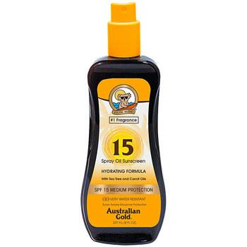 Bellezza Protezione solari Australian Gold Sunscreen Spf15 Spray Oil Hydrating Formula